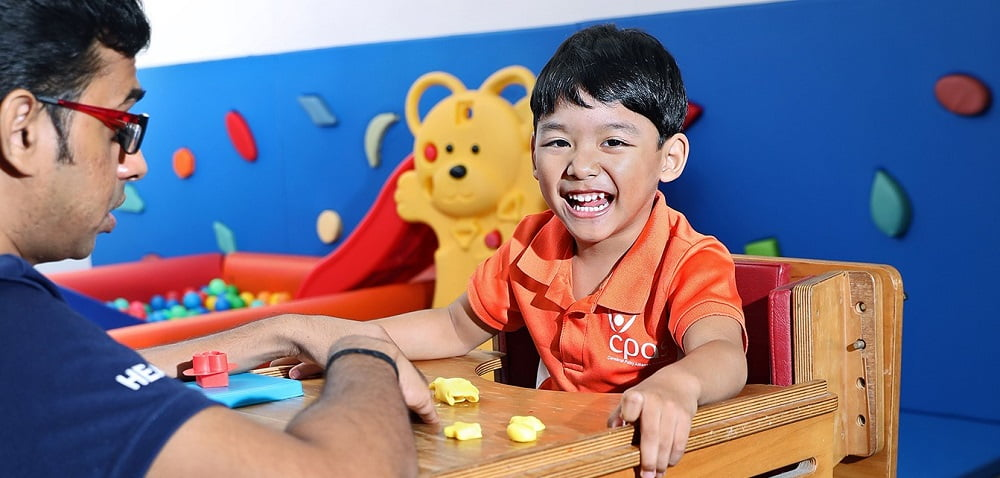 Early Intervention Programme For Infants and Children (EIPIC)