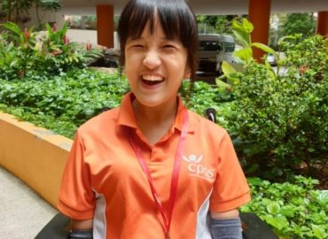 Meet Wei Lun & Faye, whose dreams know no limits with their AAC devices