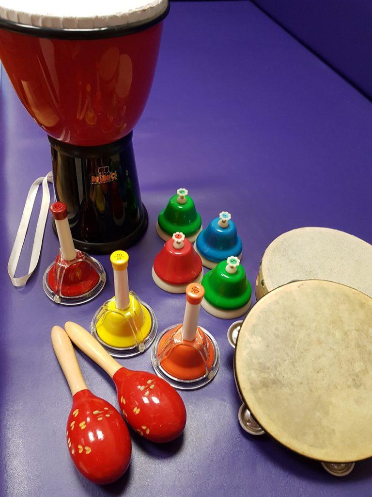 Deskbells and Percussions Club