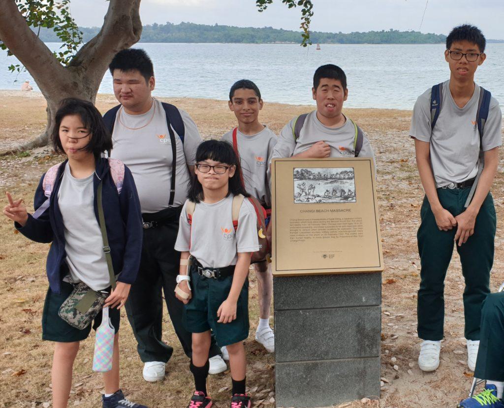 Scouts Changi Beach