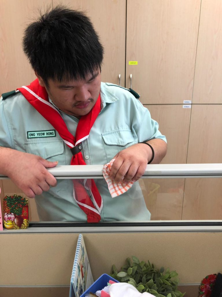 Scouts Job Week