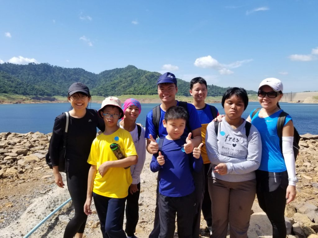 Thailand overseas trip pic