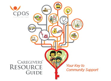 CPAS Caregivers Resource Guide Cover