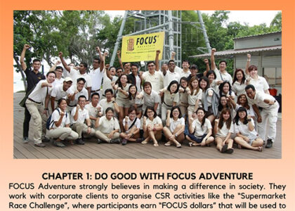 Chapter 1: Do GOOD with FOCUS Adventure!