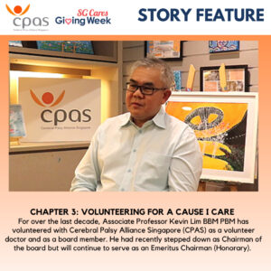 Chapter 3: Volunteering For A Cause I Care