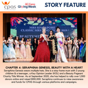 Chapter 4: Seraphina Genesis, Beauty With A Heart