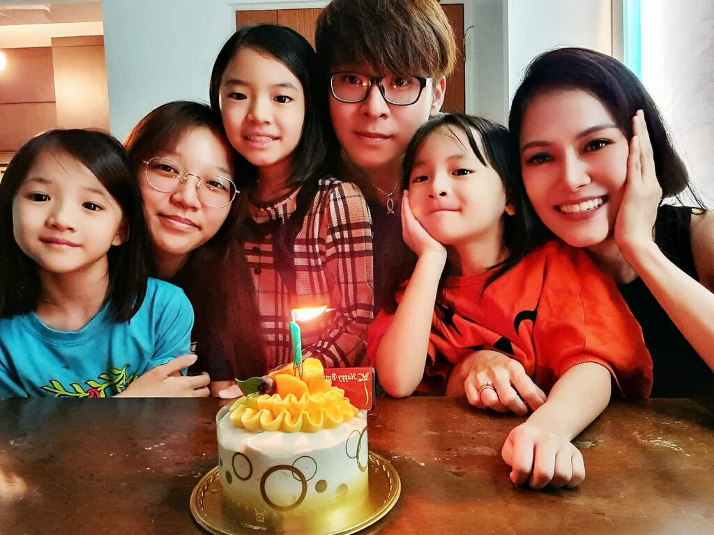 Seraphina Family