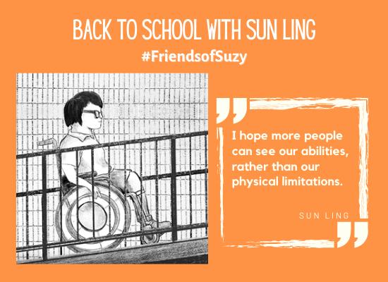 Thumbnail Sun Ling FriendsofSuzy