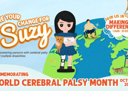 World Cerebral Palsy Day 2021